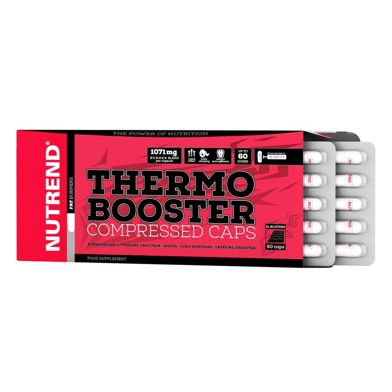 Thermo Booster Compressed Caps