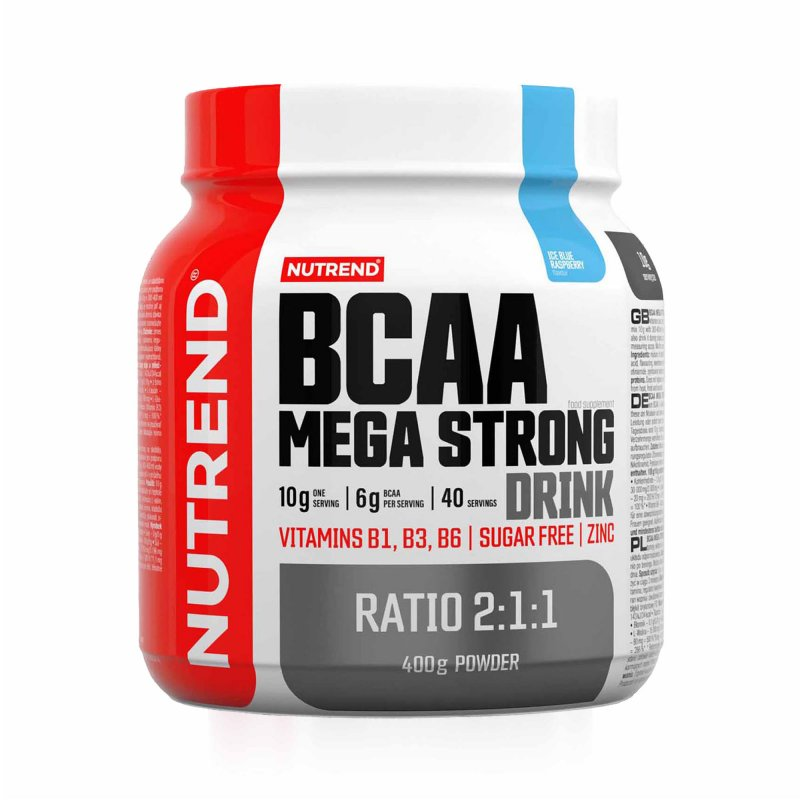 BCAA Mega Strong Drink